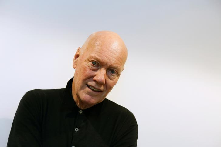 Jean-Claude Biver, Chief Executive Executive of Tag Heuer and LVMH's head of watches, poses at his office in Paris, France, December 8, 2016. Picture taken December 8, 2016   REUTERS/Jacky Naegelen/Files
