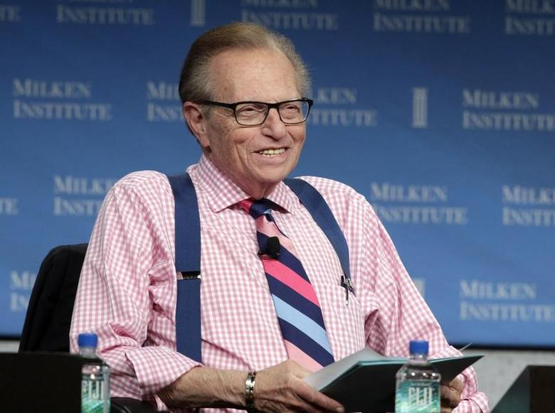 Larry King Distills Thousands Of Interviews Into A Few Life Lessons Reuters Com