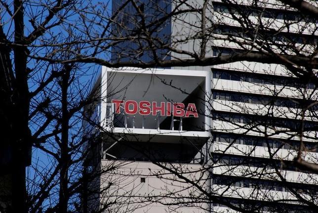 3月15日、東芝は、管理体制の不備の改善策をまとめた「内部管理体制確認書」を東証などに再提出したと発表した。写真は都内で1月撮影(2017年 ロイター/Toru Hanai)