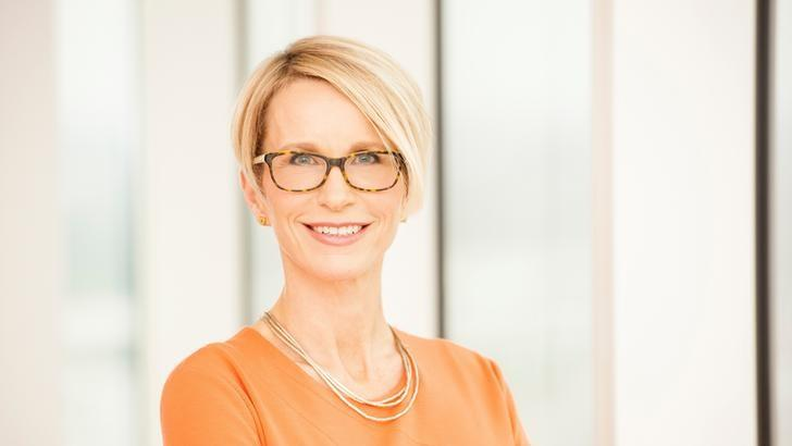 Emma Walmsley, CEO Designate of GlaxoSmithKline is seen in this undated photograph released in London, Britain, on February 1, 2017. Courtesy of GlaxoSmithKline/HANDOUT via REUTERS