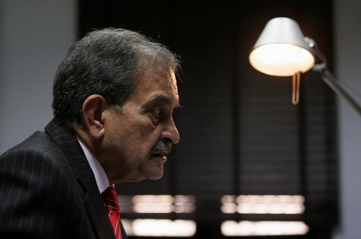 India's Steel Minister Chaudhary Birender Singh speaks during an interview with Reuters in New Delhi, India, December 9, 2016. REUTERS/Adnan Abidi
