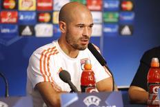 Jallet remplace Sagna chez les Bleus/Photo prise le 28 septembre 2015/REUTERS/� Emmanuel Foudrot / Reuters