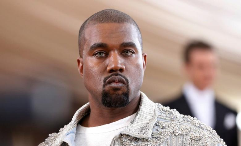Entertainer Kanye West arrives at the Metropolitan Museum of Art Costume Institute Gala in New York, May 2, 2016.    REUTERS/Lucas Jackson/File Photo