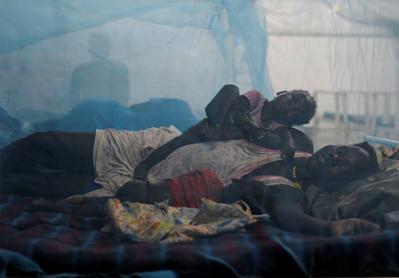 Famine strikes South Sudan