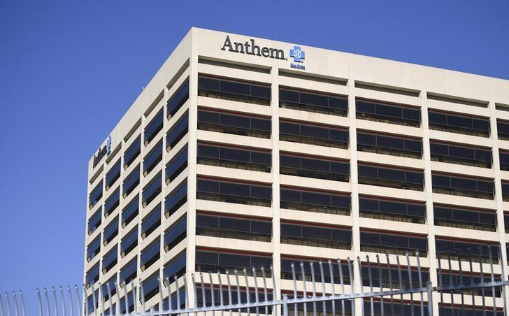 The office building of health insurer Anthem is seen in Los Angeles, California February 5, 2015. REUTERS/Gus Ruelas