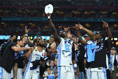 North Carolina wins NCAA title