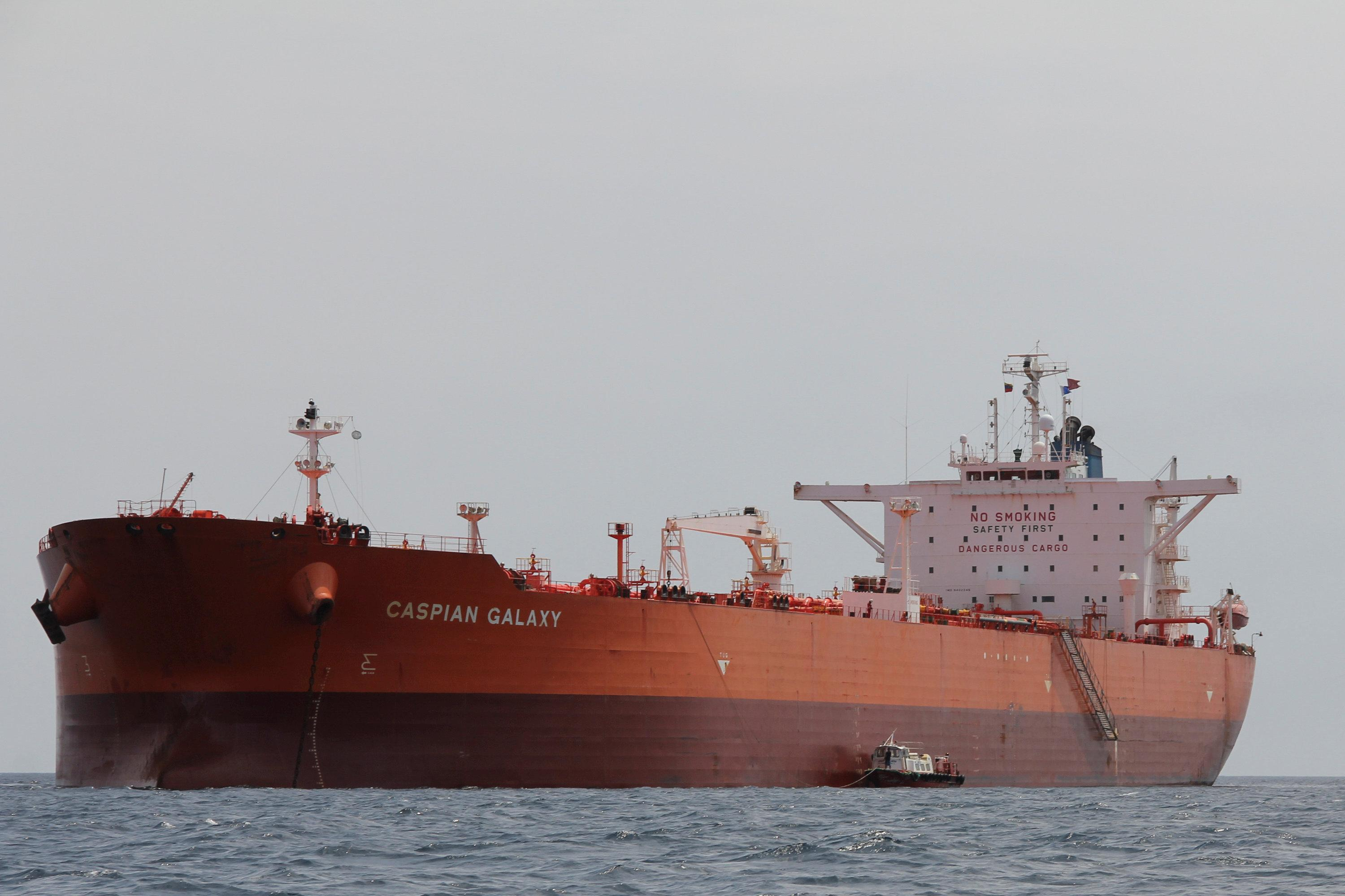 Banned at sea: Venezuela's crude-stained oil tankers - Reuters