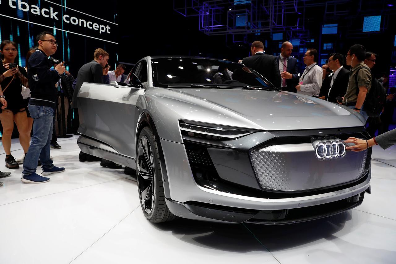 China Premium Car Market To Grow Percent Over Next Decade Audi CEO - Audi car song