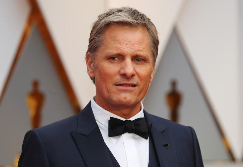89th Academy Awards - Oscars Red Carpet Arrivals - Hollywood, California, U.S. - 26/02/17 - Actor Viggo Mortensen. REUTERS/Mike Blake
