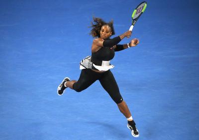 Serena Williams dominated the Australian Open while pregnant