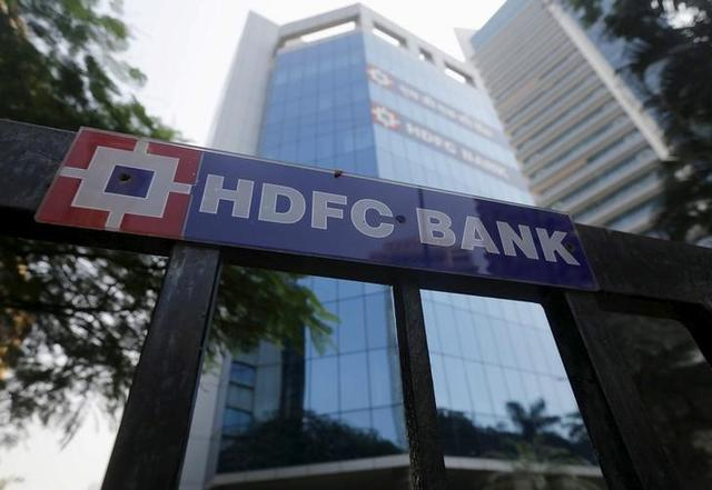 FILE PHOTO: The headquarters of India's HDFC bank is pictured in Mumbai, India, December 4, 2015.       REUTERS/Shailesh Andrade/File Photo