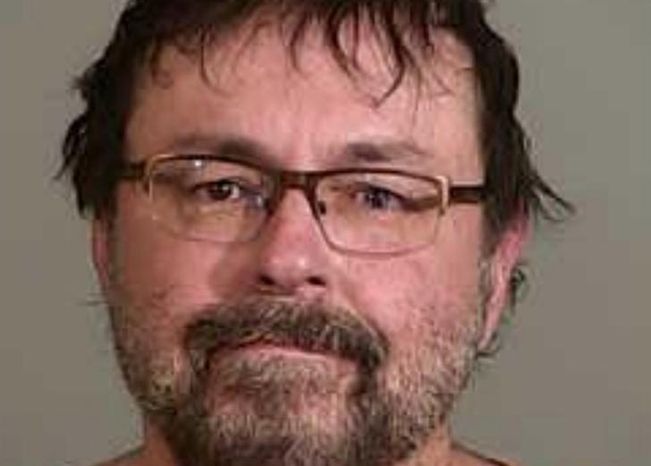 Tad Cummins, 50, a former Tennessee high school teacher accused of abducting a 15-year-old student in March, seen in this booking photo after his arrest by Siskiyou County Sheriff's Department's Special Response Team (SRT) in Cecilville area of Siskiyou County, California, U.S. on April 20, 2017. Courtesy SCSO/Handout via REUTERS
