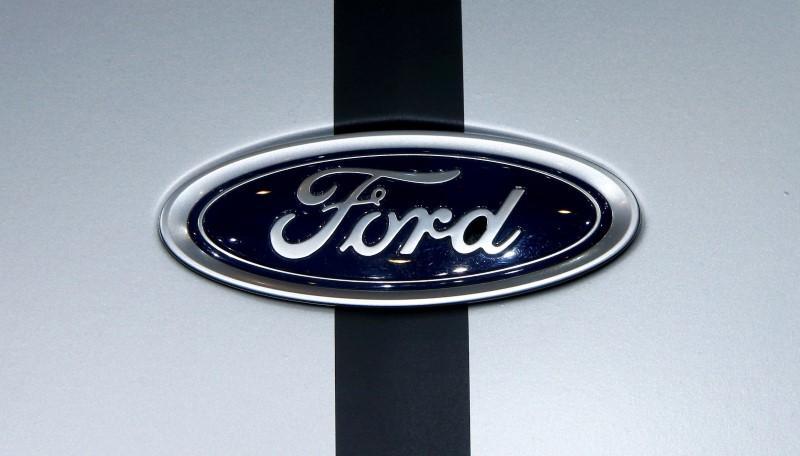 Ford Profit Beats Estimates Maintains 2017 Profit Outlook Reuters