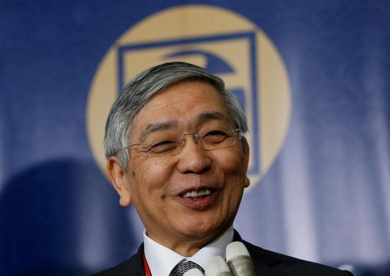 BOJ Gov Kuroda: Asian economies in 'very good shape' | Reuters.com