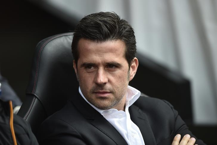Britain Football Soccer - Southampton v Hull City - Premier League - St Mary's Stadium - 29/4/17 Hull City manager Marco Silva before the match Reuters / Hannah McKay/ Livepic/ Files