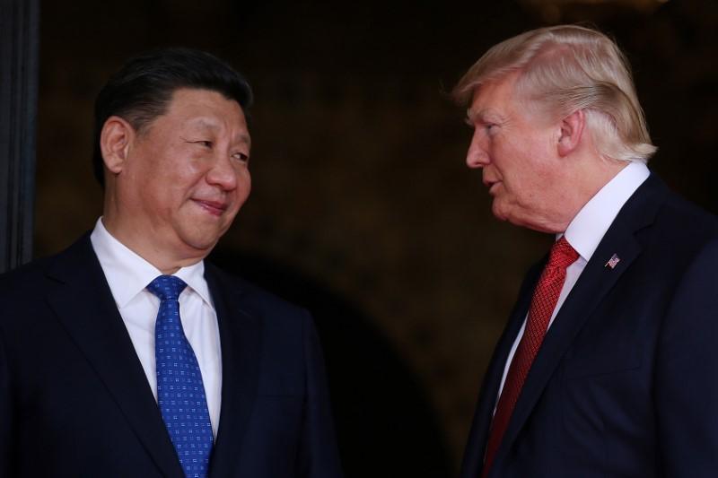 Aproximacao Entre Trump E Presidente Da China Deixa Dalai Lama De Lado Reuters