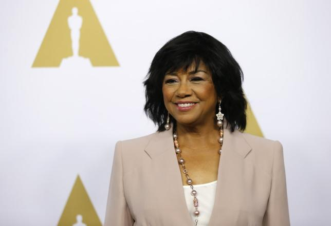 Academy of Motion Picture Arts and Sciences (AMPAS) President Cheryl Boone Isaacs arrives at the 89th Oscars Nominee Luncheon in Beverly Hills, California, U.S., February 6, 2017.  REUTERS/Mario Anzuoni