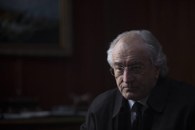 Robert De Niro as Bernard Madoff.   REUTERS/Craig Blankenhorn/Courtesy HBO