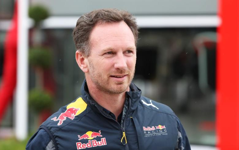 Britain Formula One - F1 - British Grand Prix 2016 - Silverstone, England - 10/7/16 Red Bull Team Principal Christian Horner before the race REUTERS/Matthew Childs Livepic EDITORIAL USE ONLY.