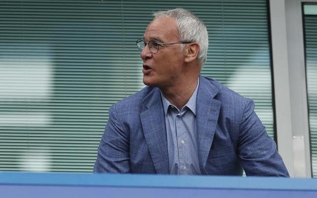 5月23日、サッカーのイングランド・プレミアリーグ、レスター前監督のクラウディオ・ラニエリ氏は、来季に向けて監督業への復帰を望んでいる。21日撮影(2017年 ロイター)