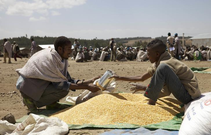 Hunger to hit emergency levels in Ethiopia despite rains