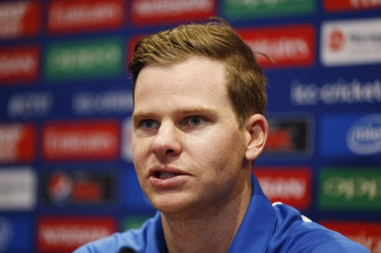 Britain Cricket - Australia - Steve Smith Press Conference - Lord's Museum, London - 24/5/17 Australia's Steve Smith during the press conference  Action Images via Reuters / Matthew Childs Livepic