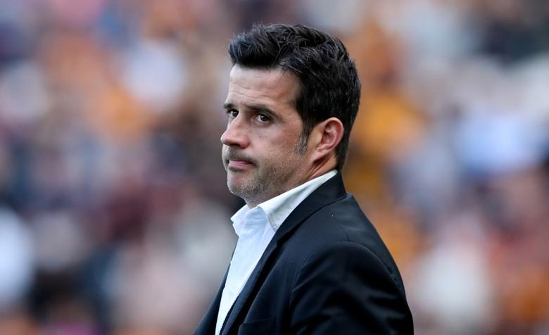 Britain Football Soccer - Hull City v Tottenham Hotspur - Premier League - The Kingston Communications Stadium - 21/5/17 Hull City manager Marco Silva looks dejected Reuters / Scott Heppell