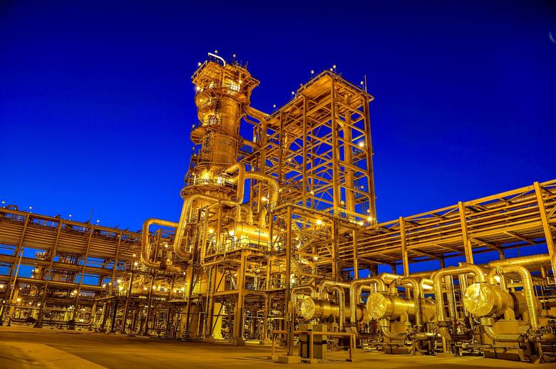 A view shows Saudi Aramco's Manifa oilfield, Saudi Arabia January 22, 2015. Saudi Aramco/Handout via REUTERS