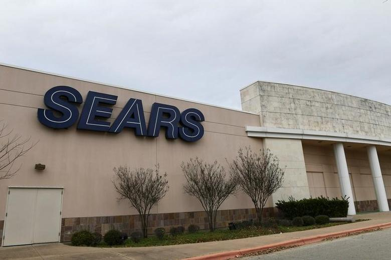 A Sears department store is seen in Austin, Texas, U.S., January 5, 2017. REUTERS/Mohammad Khursheed