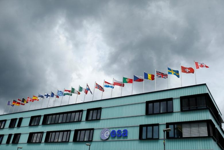 FILE PHOTO - European Space Agency (ESA) Operations Centre is pictured in Darmstadt, Germany June 17, 2016. REUTERS/Ralph Orlowski