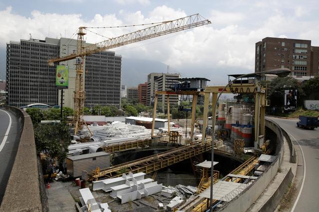 Stalled Brazilian Odebrecht projects decay in Venezuela
