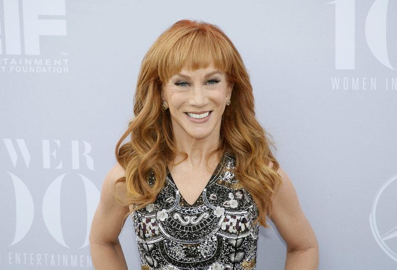 Kathy Griffin Says She Can't Get Coronavirus Test Despite Being Hospitalized With 'Unbearably Painful' Symptoms
