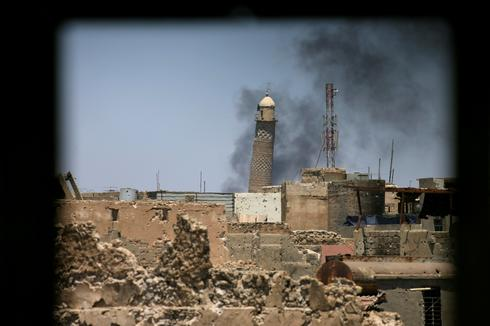 Islamic State prepares for last stand in Mosul mosque