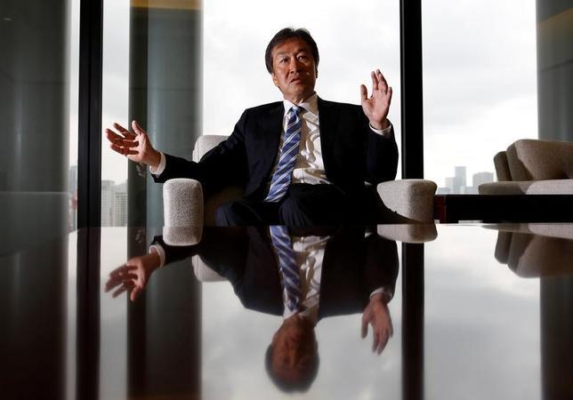 6月2日、三井物産の加藤広之副社長は1日、ロイターのインタビューに応じ、液化天然ガス(LNG)のスポット取引拡大に合わせて、トレーディング部門を強化する方針を明らかにした。(2017年 ロイター/Toru Hanai)
