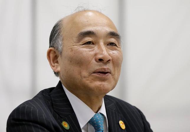 6月5日、国際通貨基金(IMF)の古沢満宏副専務理事は都内で講演し、高齢化の進展を見据えた、信頼性のある財政計画がアジア諸国に求められているとの認識を示した。写真は横浜市で5月5日撮影(2017年 ロイター/Issei Kato)