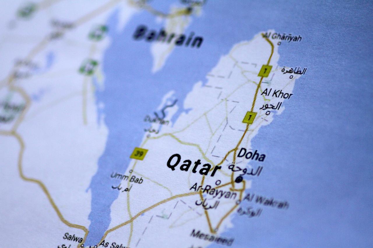 Qatar and its neighbors may lose billions from diplomatic split