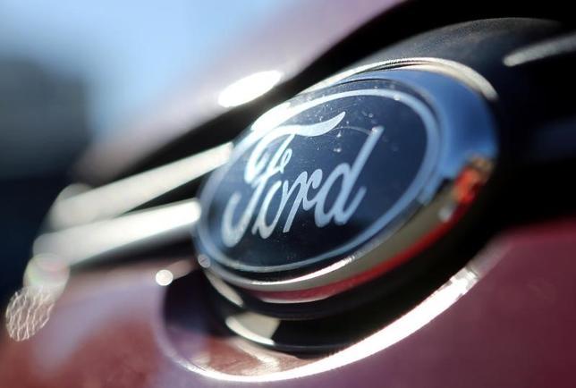 6月7日、米フォード・モーターは、中国における5月の自動車販売台数が前年比3%減の8万7733台になったと発表した。4月は同11%増だった。写真はサンパウロで2日撮影(2017年 ロイター/Paulo Whitaker)