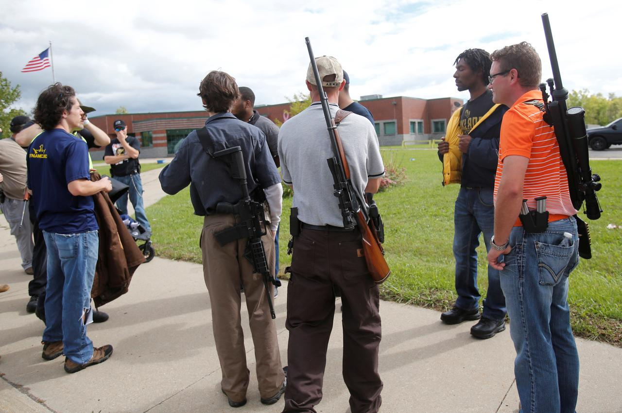 michigan state house approves carrying concealed guns without permit