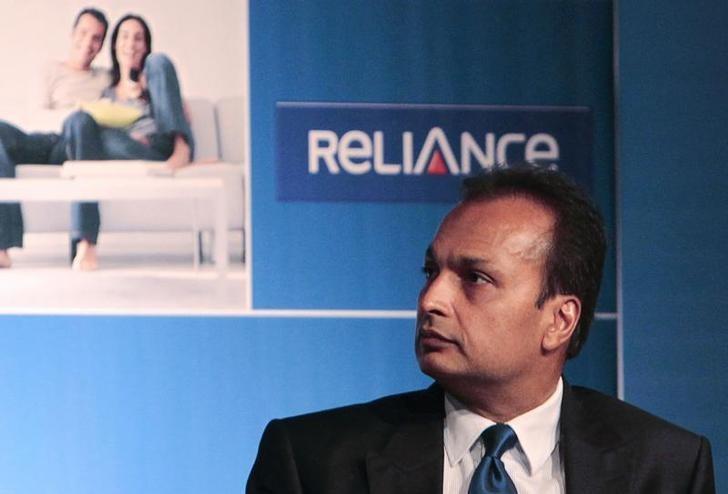 Anil Ambani, chairman of the Reliance Anil Dhirubhai Ambani Group, attends the annual general meeting of Reliance Capital in Mumbai September 27, 2011. REUTERS/Danish Siddiqui/Files