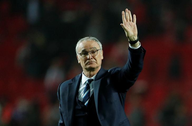FILE PHOTO Soccer Football - Sevilla v Leicester City - UEFA Champions League Round of 16 First Leg - Ramon Sanchez Pizjuan Stadium, Seville, Spain - 22/2/17 Leicester City manager Claudio Ranieri after the match Action Images via Reuters/John Sibley Livepic/File Photo
