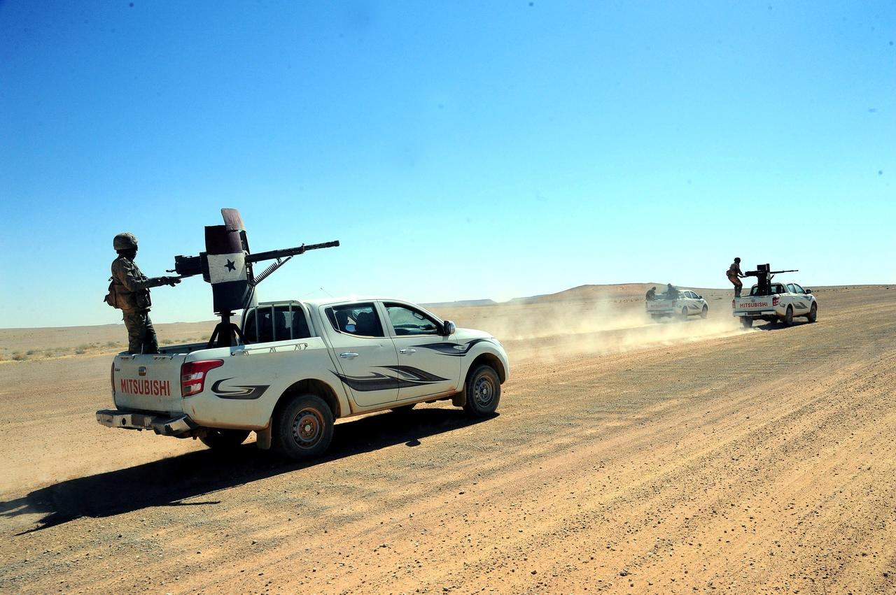exclusive u s expands presence in syrian desert rebels say reuters