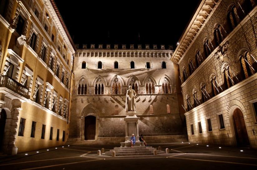 Exclusive: Fortress, Elliott quit talks to buy Monte dei Paschi's bad loans - sources