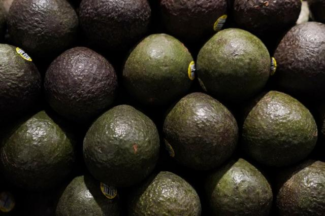 Avocados for sale are pictured inside a Whole Foods Market in the Manhattan borough of New York City, New York, U.S. June 16, 2017.   REUTERS/Carlo Allegri