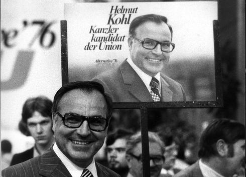 Helmut Kohl: 1930 - 2017