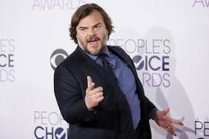 Actor Jack Black arrives at the People's Choice Awards 2016 in Los Angeles, California January 6, 2016.  REUTERS/Danny Moloshok