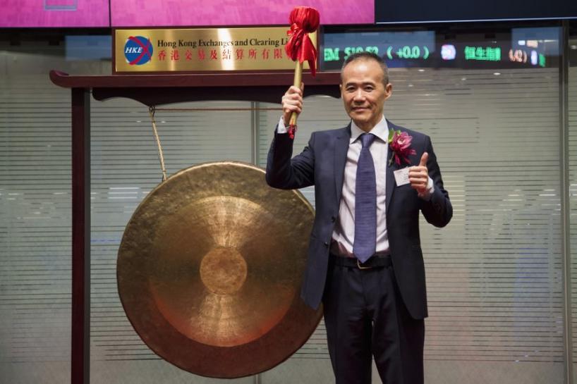 Changing of the guard: China Vanke founder Wang Shi steps down