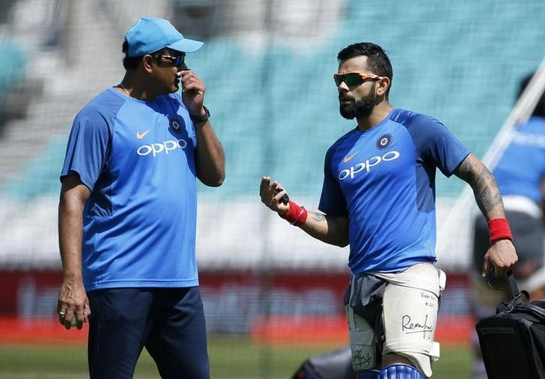 Cricket-Kohli steers clear of 'respected' Kumble's departure