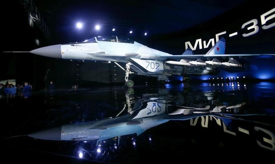 Russia's fighter jet makers 'not afraid' of U.S. competition in India
