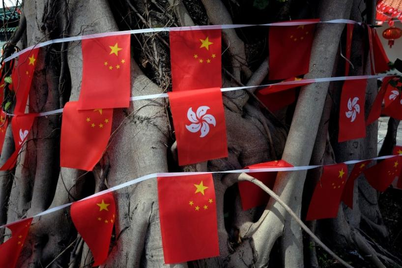 Two decades after handover, scant love for China among Hong Kong youth   Reuters