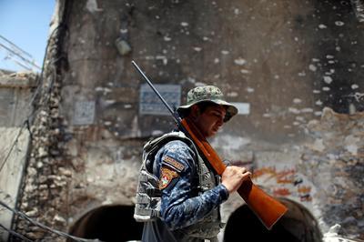 Endgame in Mosul